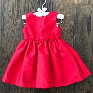 Carter's Red Special Occasion Dress